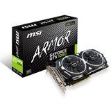 8192MB MSI GeForce GTX 1080 Armor 8G OC Aktiv PCIe x16 (Retail)-MSI