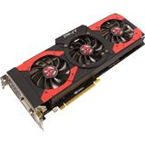 8GB PNY GeForce GTX 1080 XLR8 OC Gaming Aktiv PCIe 3.0 x16 (Retail)-PNY