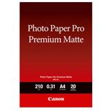 Canon Papier PhotoProPremium Matt A2
