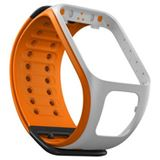 Tomtom Armband grau/orange