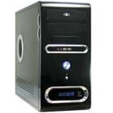 µATX Inter-Tech Black Sea IT-8405 Mini Tower o.NT Schwarz