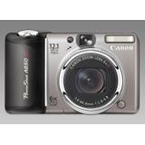 "Canon PowerShot A650 IS 12MPix 6x opt Zoom 2,5"" LCD"