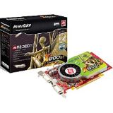 256MB PowerColor Radeon X800GT All in Wonder DVI TVOut AGP retail