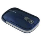 Kensington Wireless SlimBlade Presenter Laser Maus Blau USB