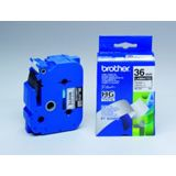 Brother HG-261 LAMINATED TAPE 36MM