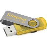 8GB Kingston DataTraveler gelb USB 2.0