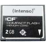 2GB Intenso Compact Flash Card