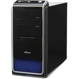 µATX Ultron Black Shine Mini Tower o.NT Schwarz
