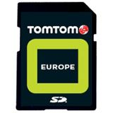 TomTom Map of Western- and Central Europe SD 8.40