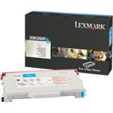 Lexmark TONER CARTRIDGE CYAN 3K