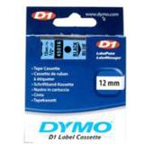 Dymo Label Cassette 12mm x 7m