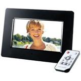"7,0"" (17,78cm) Intenso Digital Photo Frame Photoagent schwarz"