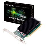 512MB PNY Quadro NVS 300 Low Profile Passiv PCIe 2.0 x16 (Retail)