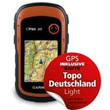 Garmin eTrex 20 mit Topo light