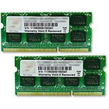 16GB G.Skill Mac Memory DDR3-1333 SO-DIMM CL9 Dual Kit