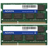 8GB ADATA Premier-Serie DDR3-1600 SO-DIMM CL11 Dual Kit