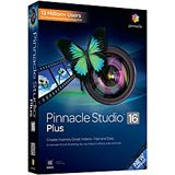 Pinnacle Studio 16.0 Plus 32/64 Bit Multilingual Grafik EDU-Lizenz PC (DVD)