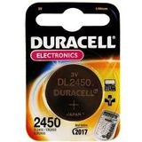 Duracell Electronics CR2450 Professional Electronics Lithium 3.0 V 1er Pack