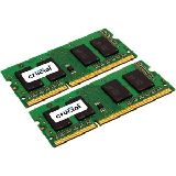8GB Crucial Value DDR2-800 SO-DIMM CL6 Dual Kit