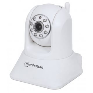 Manhattan HomeCam IPCam Indoor 1MP WLAN Nachtsicht mit App