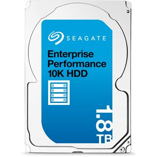 "1800GB Seagate Enterprise Performance 10K 4Kn ST1800MM0088 128MB 2.5"" (6.4cm) SAS 12Gb/s"