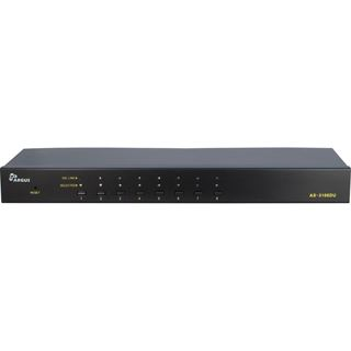 Inter-Tech AS-3108DU 8-fach VGA-KVM-Switch