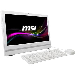 "20"" (50,80cm) MSI Wind Top AP200-W341604G50S7VAMX All-in-One PC"