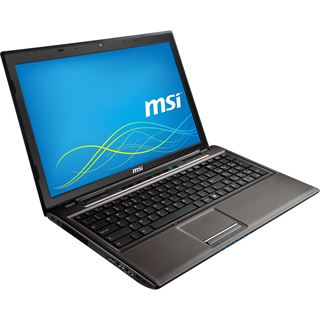 "Notebook 15.6"" (39,62cm) MSI CR61 2M 0016GB-SKU61"