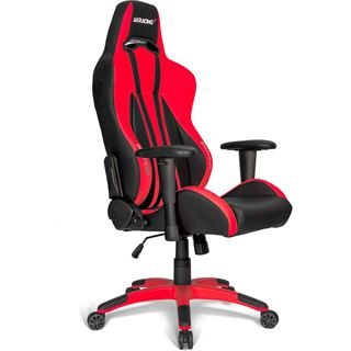 AKRacing Premium Plus Gaming Chair - rot