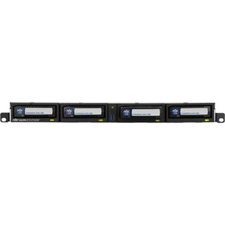 Tandberg Data RDX QuikStation 4 4-dock 1GbE-attached 1U Rackmount