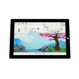 "10.8"" (27,40cm) Microsoft Surface 3 WiFi/Bluetooth V3.0 +EDR 128GB schwarz"