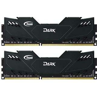 16GB TeamGroup Dark Series schwarz DDR3-1600 DIMM CL9 Dual Kit
