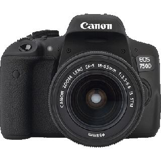 Canon EOS 750D Body 24.2MP WIFI