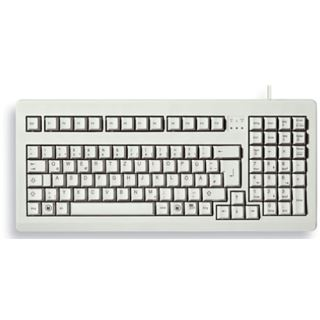 CHERRY G80-1800LPCES CHERRY MX USB Deutsch grau (kabelgebunden)