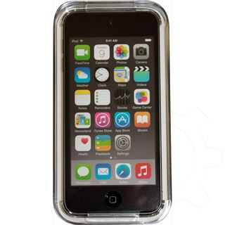 Apple iPod touch 16 GB space grau