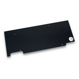 EK Water Blocks FC970 GTX TFX schwarz Backplate für GTX970 (3831109830727)