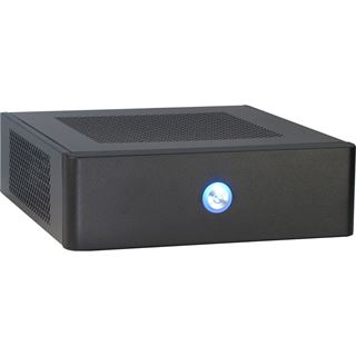 Inter-Tech Mini ITX-601 ITX Tower 60 Watt schwarz