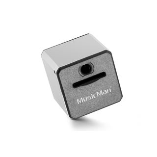 Technaxx MusicMan Mini MP3-Player TX-52 silber