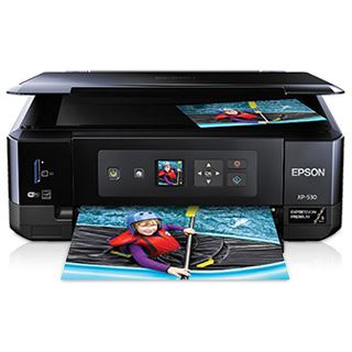 Epson Expression Home XP-530 Tinte Drucken / Scannen / Kopieren Cardreader / USB 2.0 / WLAN