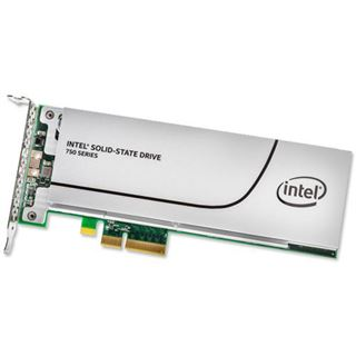 1200GB Intel 750 Series Add-In PCIe 3.0 x4 32Gb/s MLC (SSDPEDMW012T4X1)