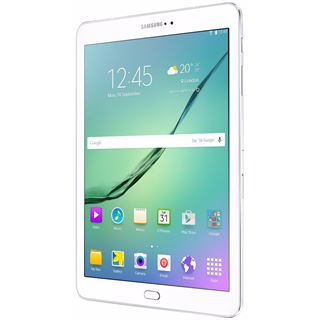 "9.7"" (24,64cm) Samsung Galaxy Tab S2 9.7 LTE / WiFi / Bluetooth V4.1 32GB weiss"