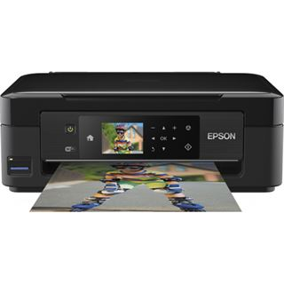 Epson Expression Home XP-432 Tinte Drucken / Scannen / Kopieren Cardreader / USB 2.0 / WLAN