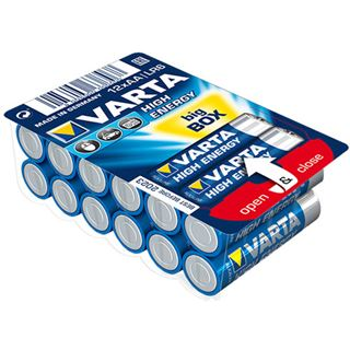 Varta High Energy AA LR6 Mignon 12er Big Box