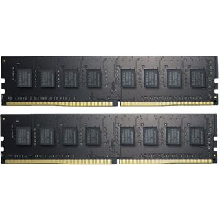8GB G.Skill Value 4 DDR4-2400 DIMM CL15 Dual Kit