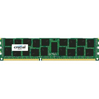 16GB Crucial CT16G3ERSDD4186D DDR3L-1866 reg ECC DIMM CL13 Single