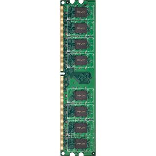 2GB PNY DDR2-800 DIMM CL6 Single