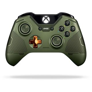 Microsoft Xbox One Wireless Controller Halo 5: Guardians The Master Chief Limited Edition XBOX One