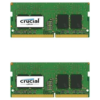 16GB Crucial CT2K8G4SFD8213 DDR4-2133 SO-DIMM CL15 Dual Kit