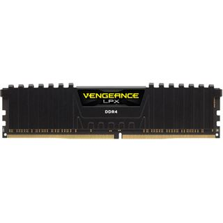 16GB Corsair Vengeance LPX schwarz DDR4-3600 DIMM CL18 Quad Kit