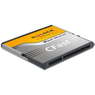 64 GB Delock 54651 CFast TypII Retail